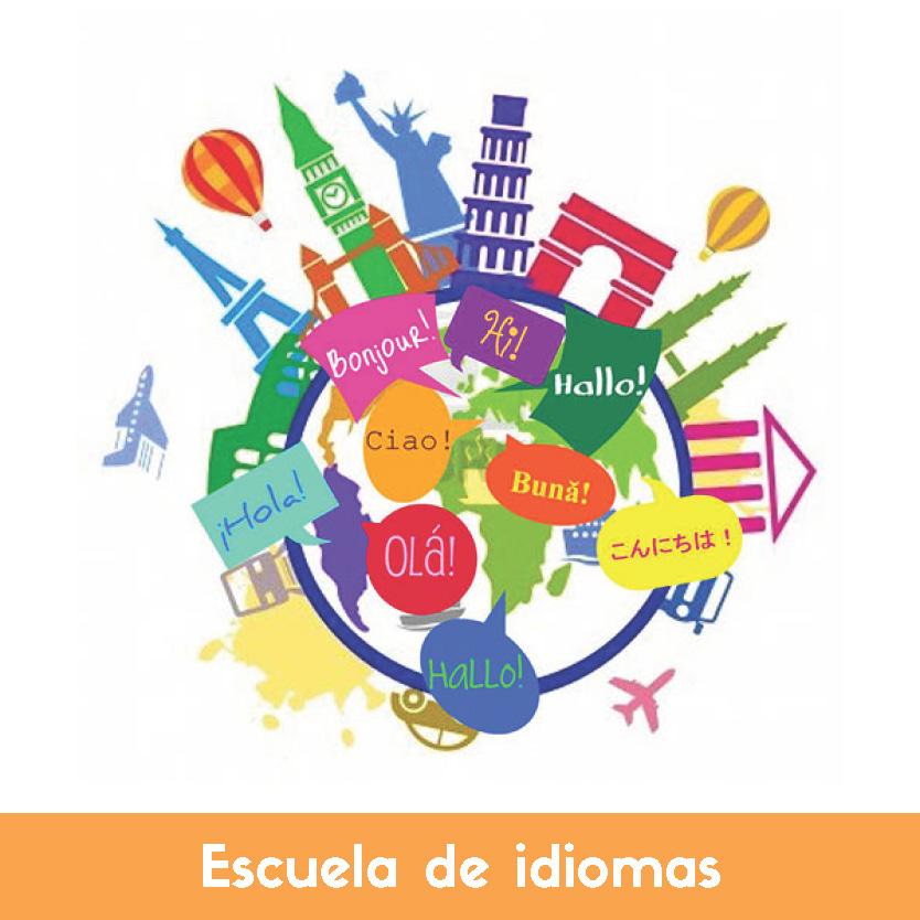 escuela de idiomas