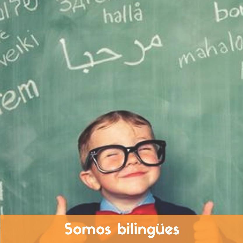 somos bilingues