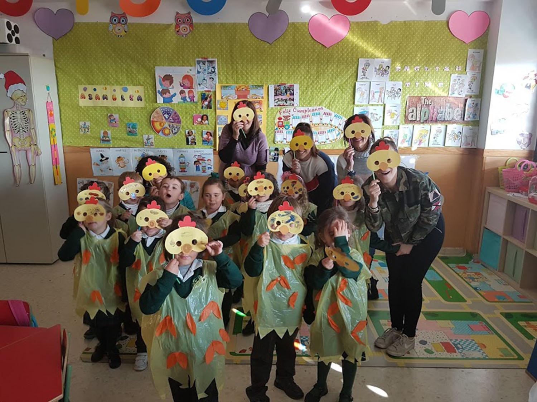 Carnaval Y Día De La Paz